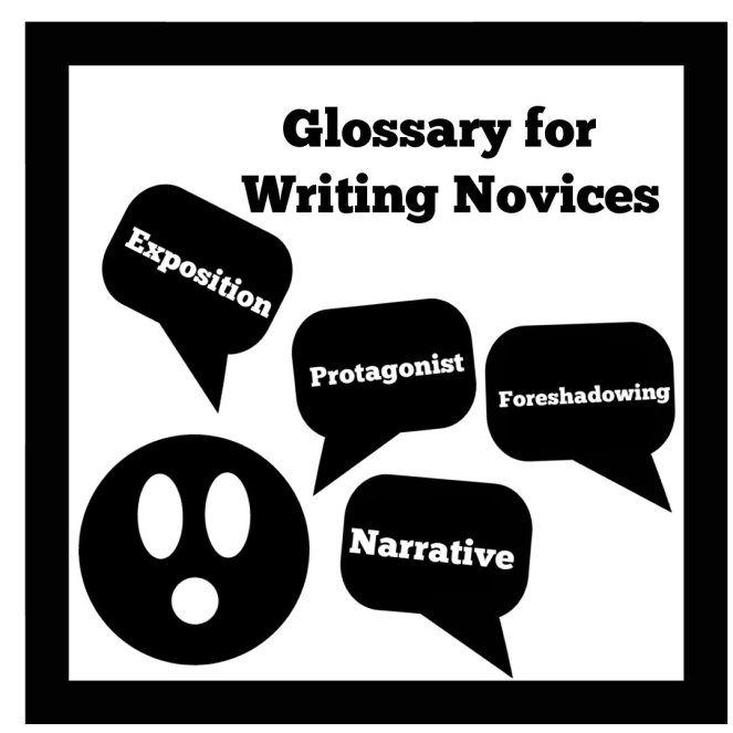 Glossary for Writing Novices